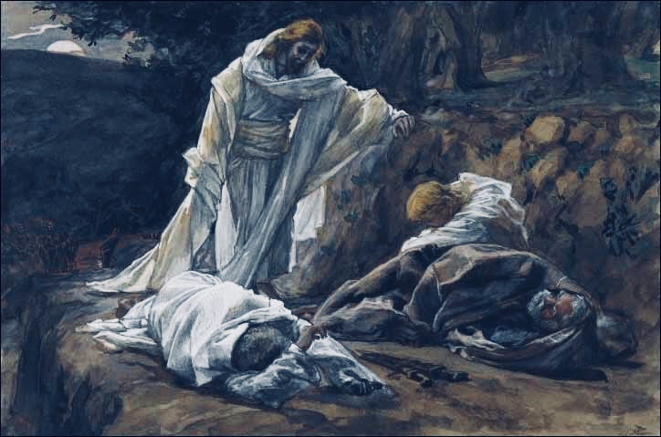 It's Time to Wake Up: The Passage – Isaiah 50:4 Blues