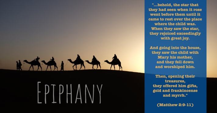 Readings for the Epiphany of Our Lord (1 6 2019) – Isaiah 50